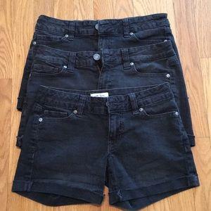Aeropostale shorts bundle of 3 $ firm